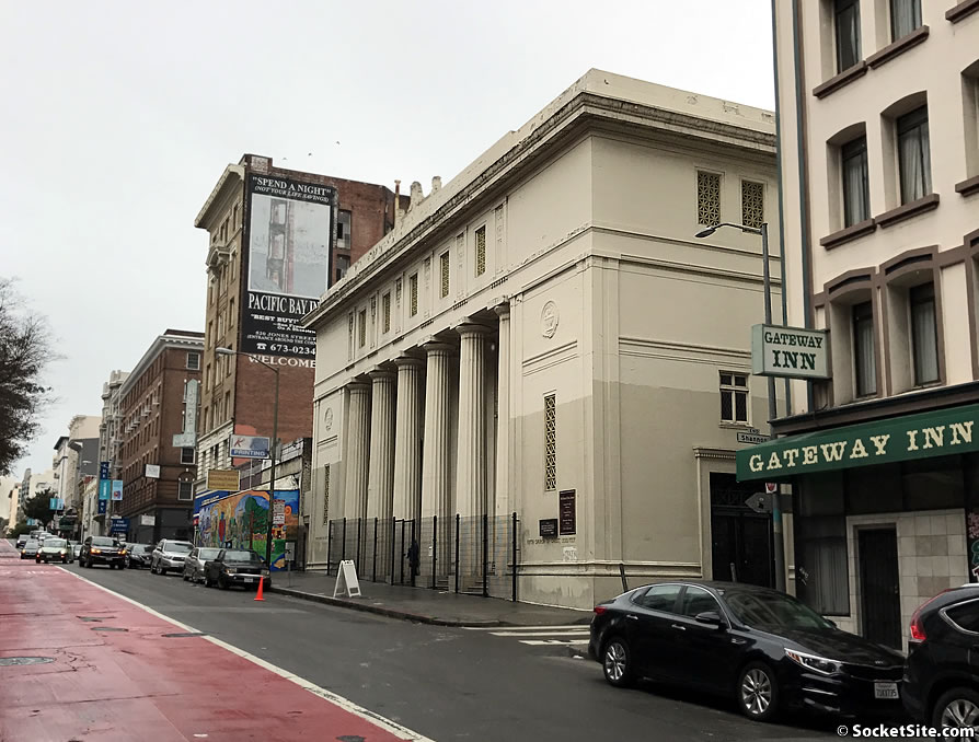 Bigger Plans to Transform This Tenderloin Block and Local Icon