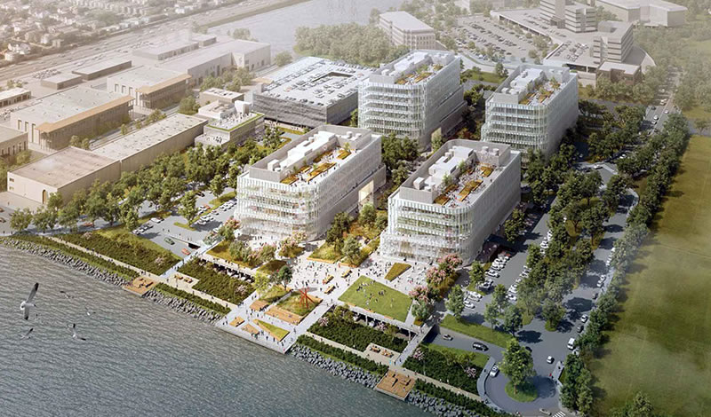 Burlingame Point Rendering