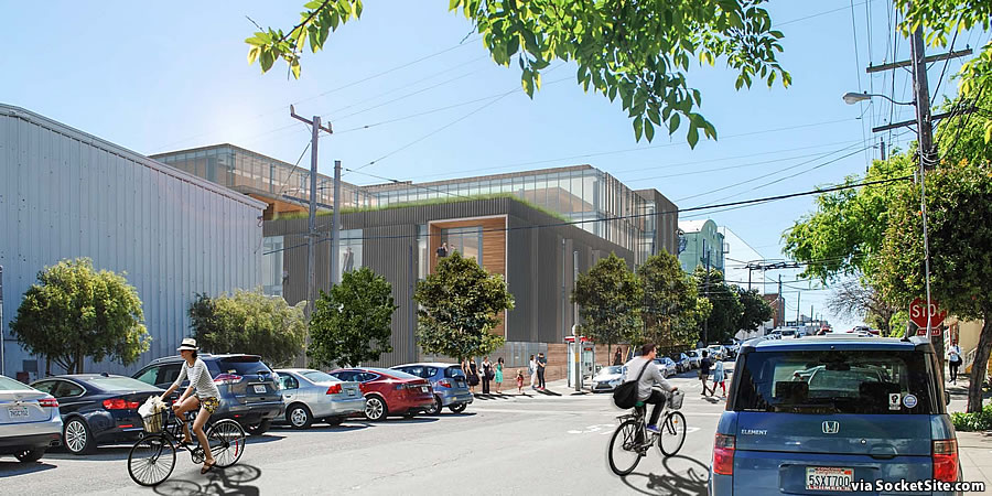 Designs and Timing for UCSF's New Psych Center in Dogpatch