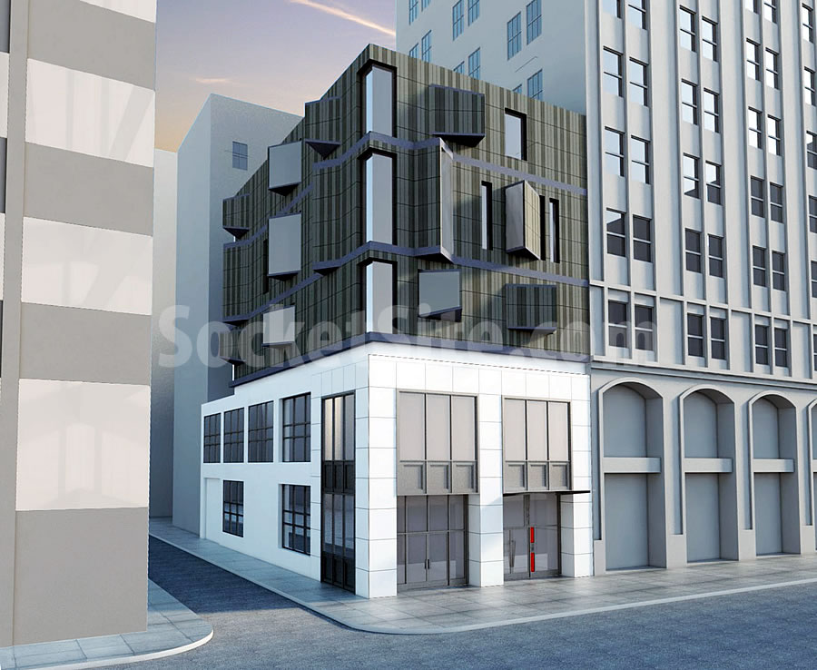 Boutique Urban Townhome Project Pushing Forward