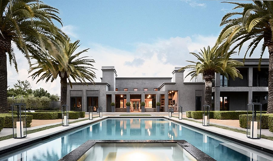 Two Million Dollar Price Cut for Restoration Hardware Residence