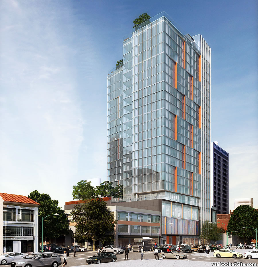 1721 Webster Rendering Final - 17th Street