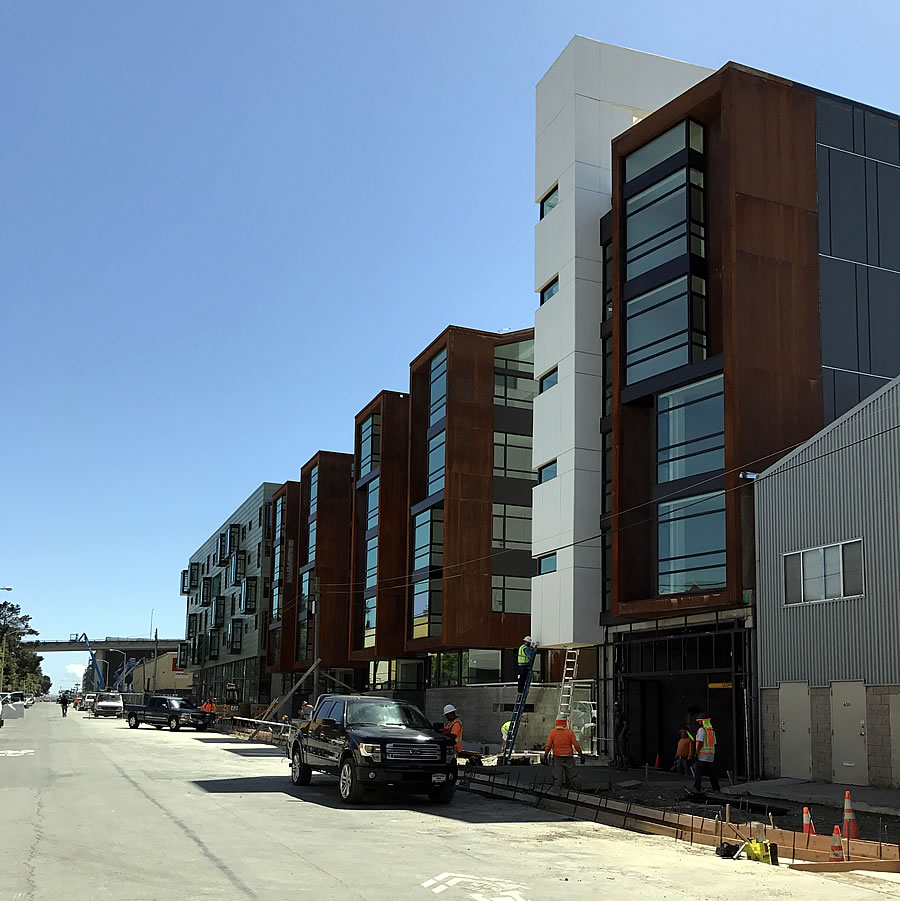 Pipeline of Development in S.F. Holds but Nearing Negative Growth