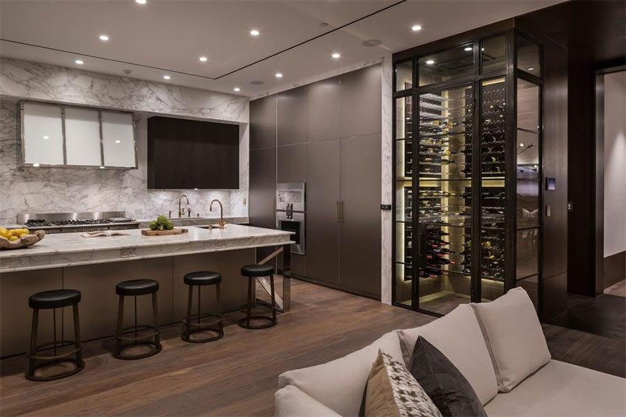 2712 Broadway 2017 - Wine Storage