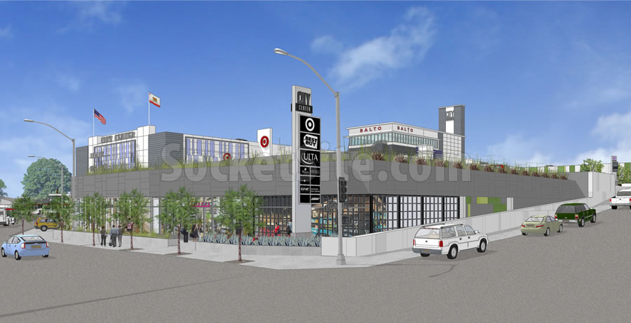 City Center Expansion - Lot A