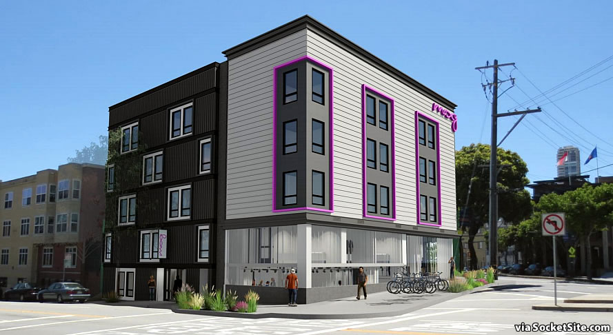 Proposed North Beach Hotel Closer to Reality