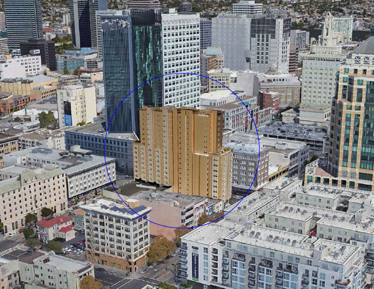 Proposed 18-Story Oakland Hotel Closer to Reality