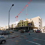 Fire Consumes Major Development near Oakland's Auto Row