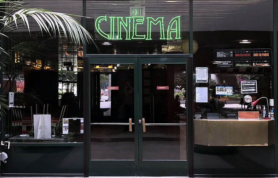 Plans to Shutter the Opera Plaza Cinemas