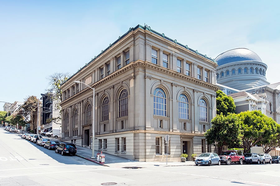 San Francisco Landmark on the Market Touting Opportunity