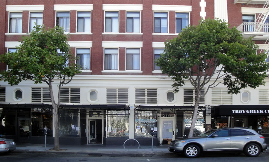 Philz Sets Its Sights on Polk Street