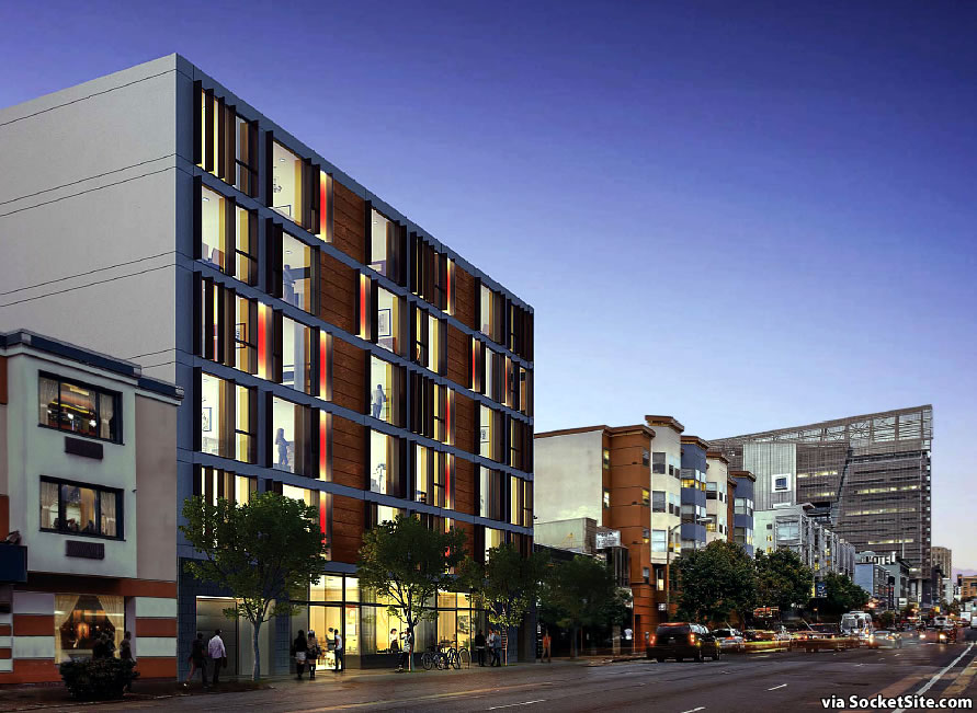 Plans for Six Stories on Seventh Closer to Reality