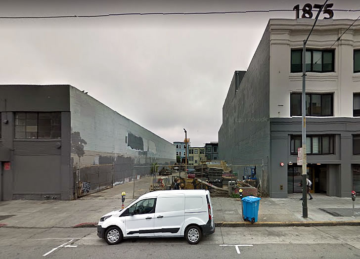 Another Waylaid Development Slated for Approval in the Mission