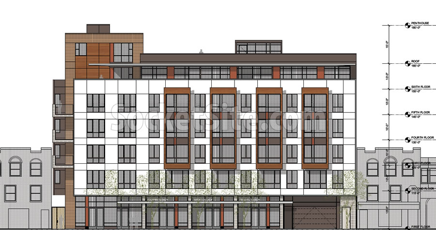 Plans for Building up Geary and a Potential Psychological Toll