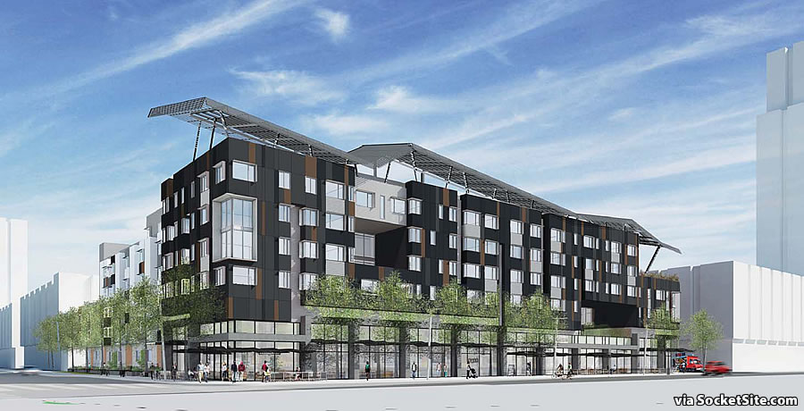 Refined Designs for Affordable Housing to Rise at Candlestick Point