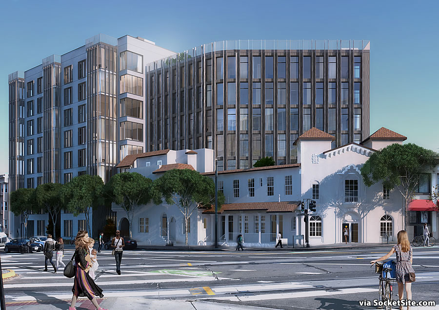 Prominent Market Street Project Closer to Reality