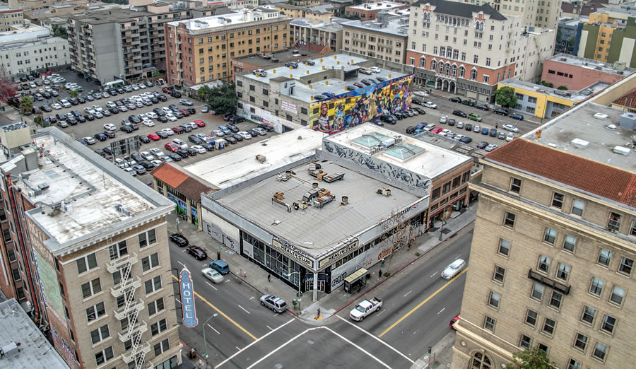 Prime Downtown Oakland Parcel Zoned for More Height in Play