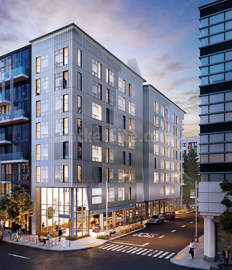 Skinny New Development Slated for Approval