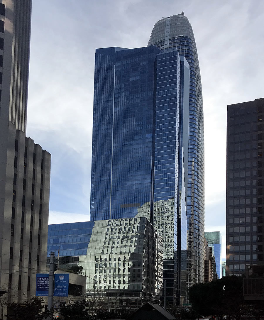 Plan to Fix Sinking SF Tower About to Be Tested