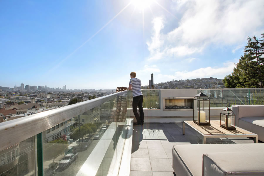 Plans to Restrict New Roof Decks in San Francisco