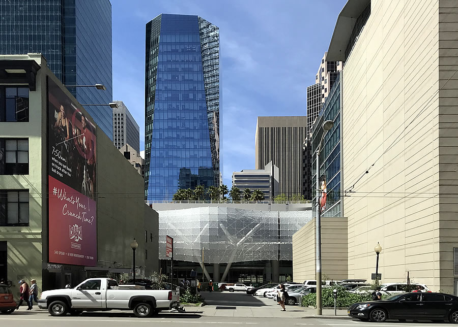 Expectations for Skinny Transbay District Tower Reset