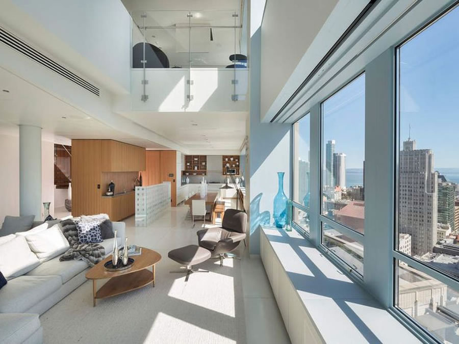 YouTube Co-Founder's Penthouse Newly Listed for $2 Million Less
