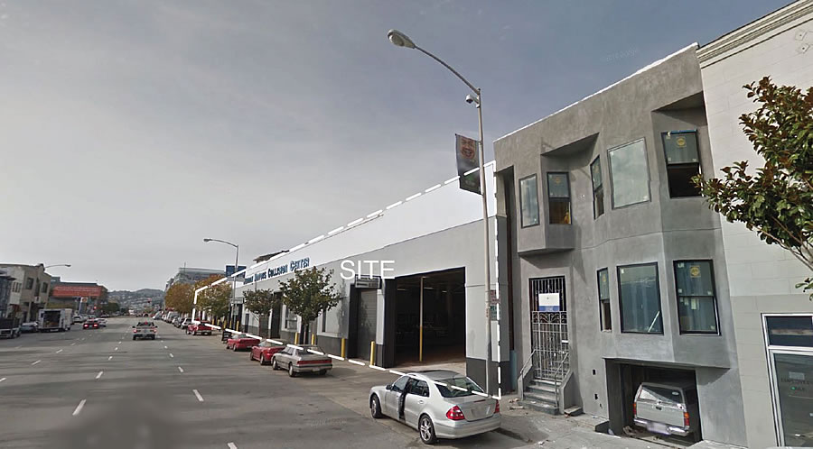 Socketsite big soma project slated for approval and to for German motors collision center marin street