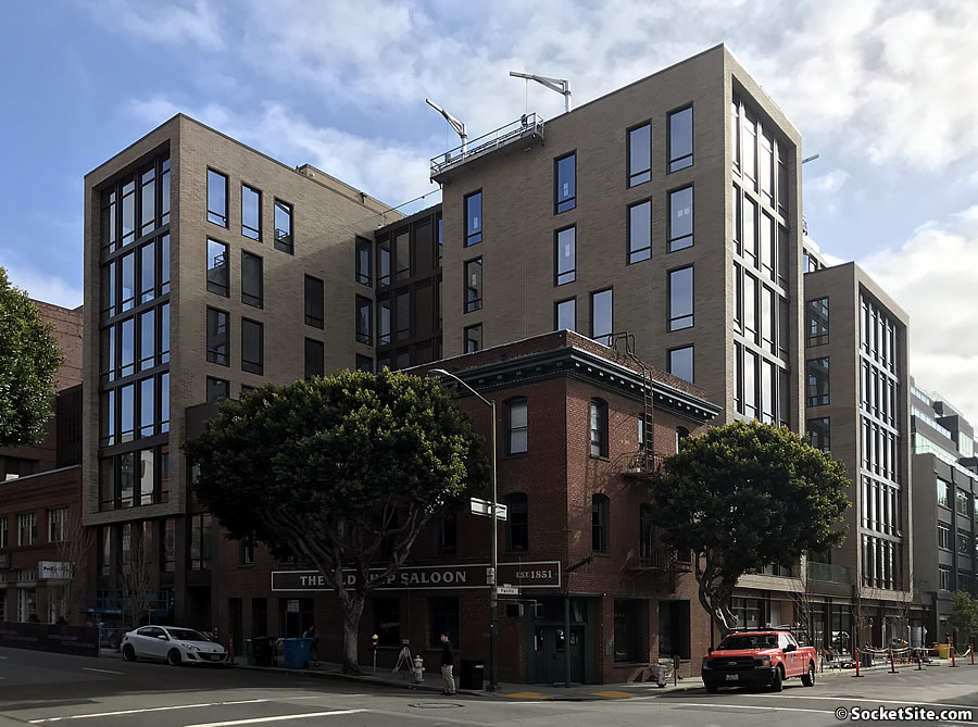 Pricing Index for New Condos in S.F. Inches Up, Sales Slip