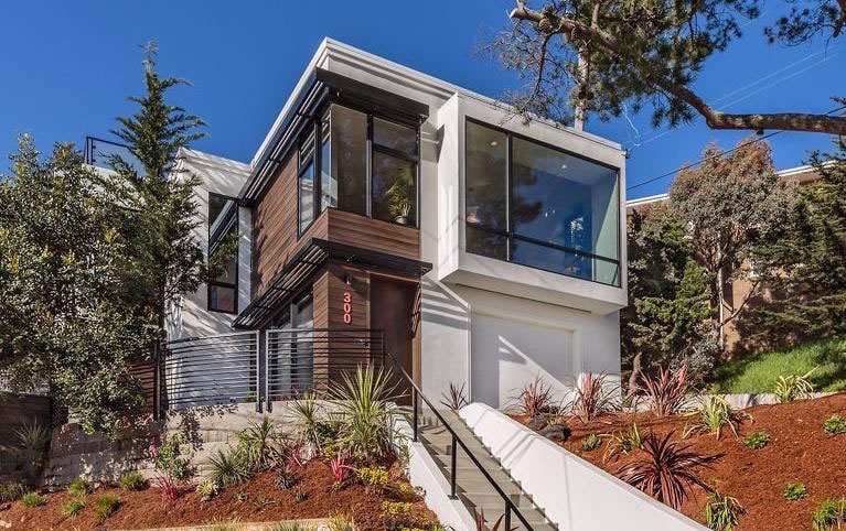 Contemporary Glen Park Home Catches the Neighborhood Wave