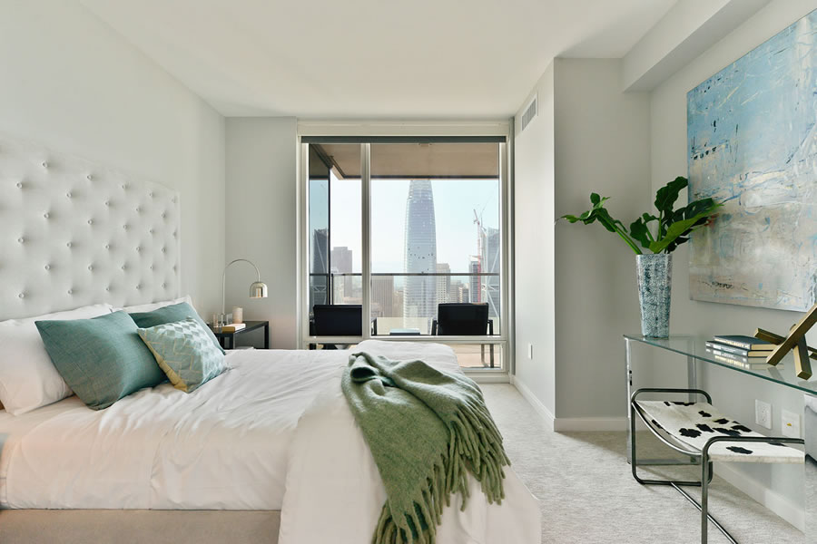 425 1st Street #5204 Bedroom