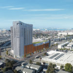 Revised Plans for Supersized Bart-Adjacent Project Sans Parking