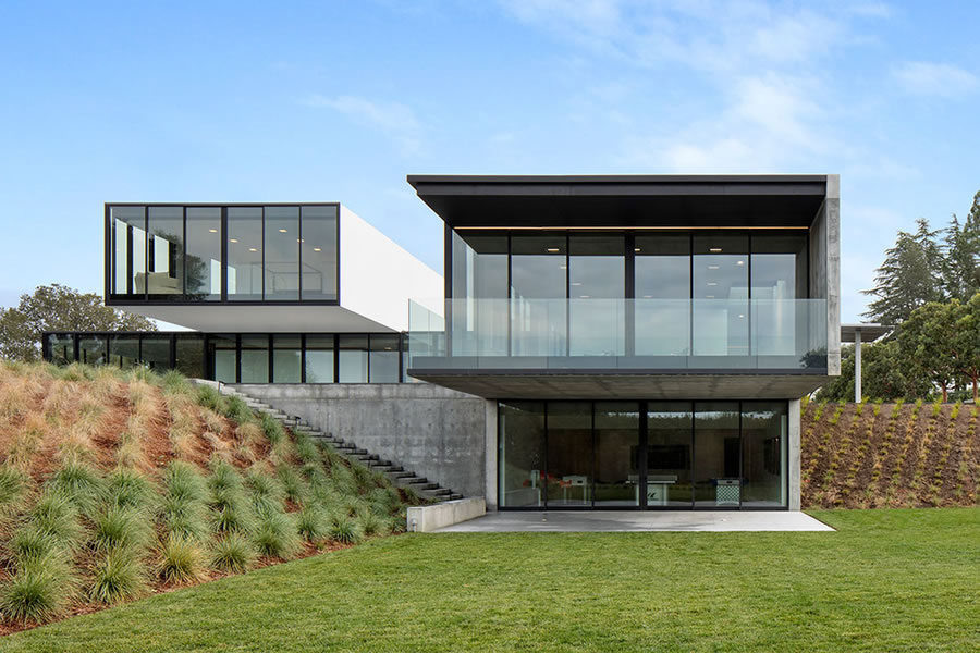 Modern Silicon Valley Mansion Priced at $29.8 Million