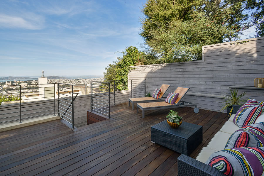 1410 Stanyan 2018 - Roof Deck