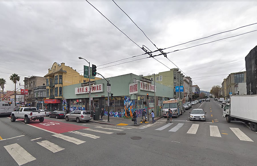 The Plea to Save a Mission District Dollar Store