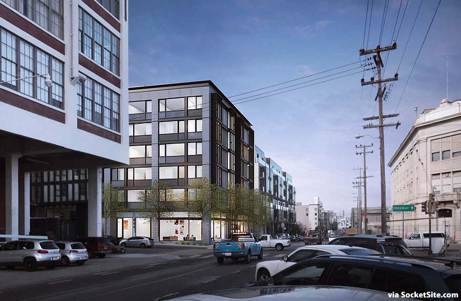 Contemporary Dogpatch Development Slated for Approval