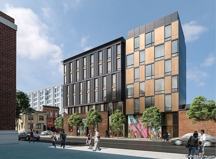 Waylaid Mission District Development Modified, Slated for Approval