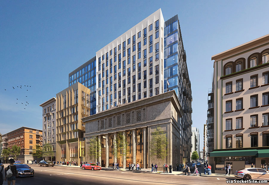 Big Plans to Transform Tenderloin Block Closer to Reality