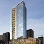 Refined Design for Taller Oakland Tower