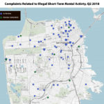 Complaints Related to Illegal Airbnb-Ing in S.F. Continue to Drop