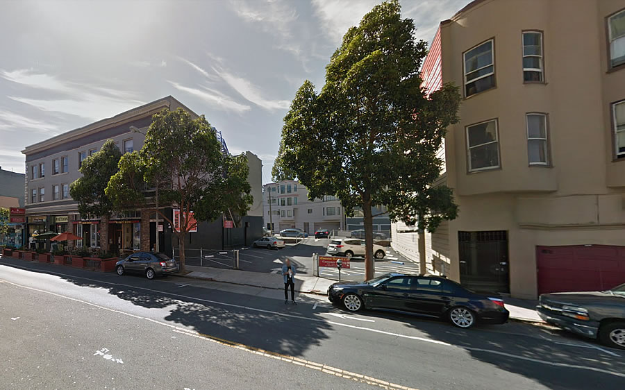 Plans to Develop Lucca Ravioli's Mission District Parking Lot