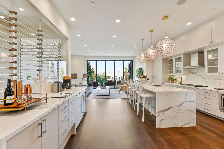 Exceptional Cow Hollow Home Fetched its 2016 Price