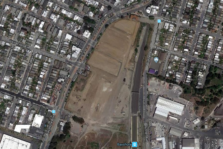 New Timing for Major Visitacion Valley Redevelopment