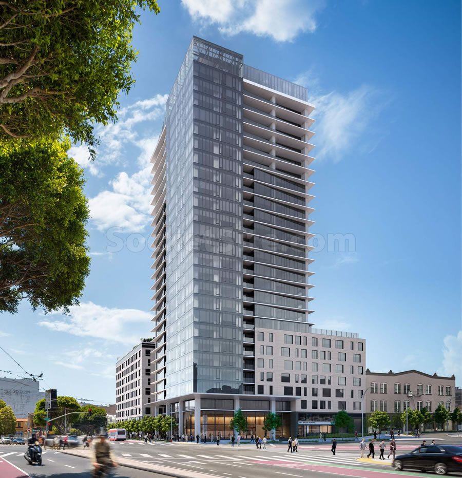 Proposed Ballet School Tower Complex Closer to Reality
