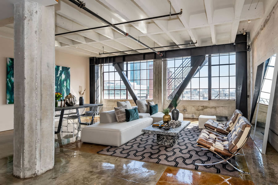 Price Cut for Sleek Loft Already Listed Below its 2014 Price