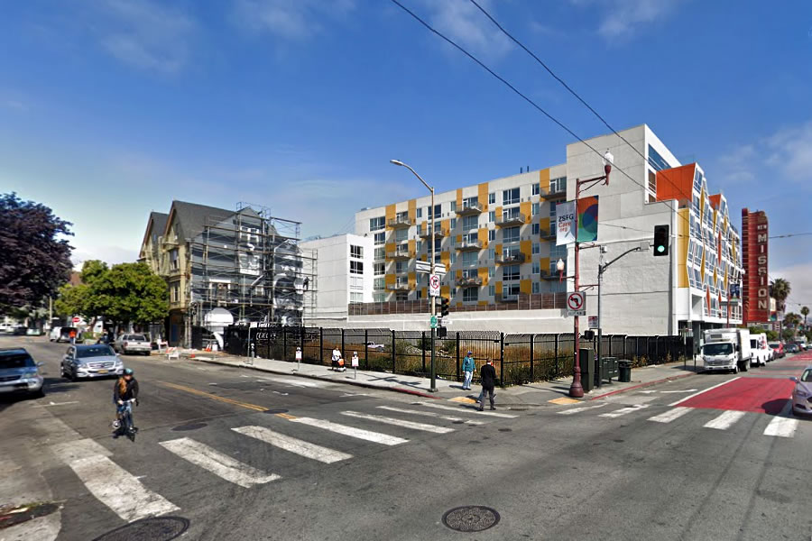 Big Plans for Conspicuous Mission District Site Revealed