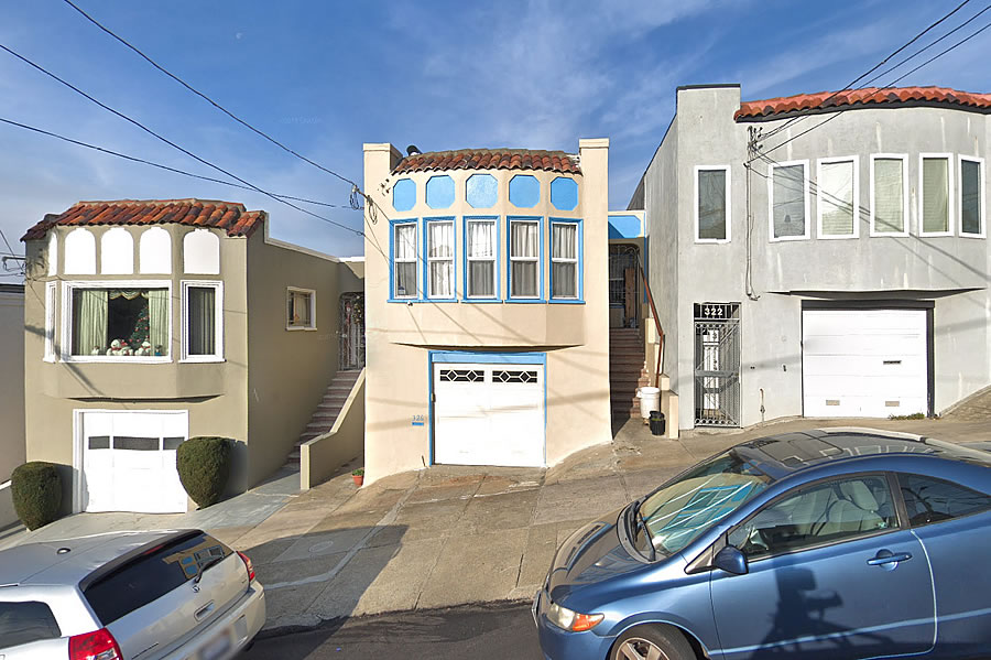 Most Sub-Million Dollar Homes on the Market in SF Since 2016
