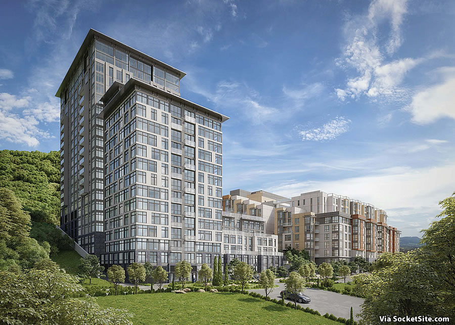 Executive Park Tower and New Condos Closer to Reality
