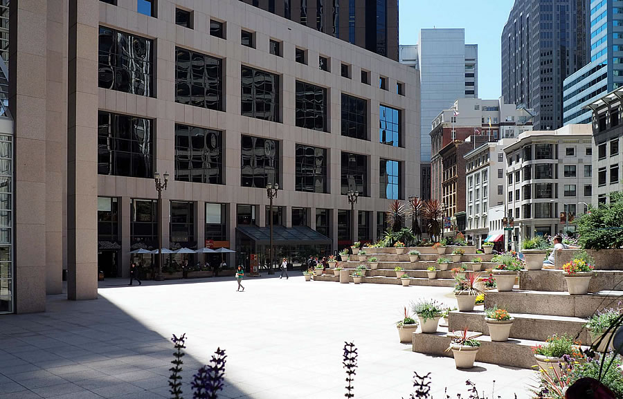 101 California Street Plaza