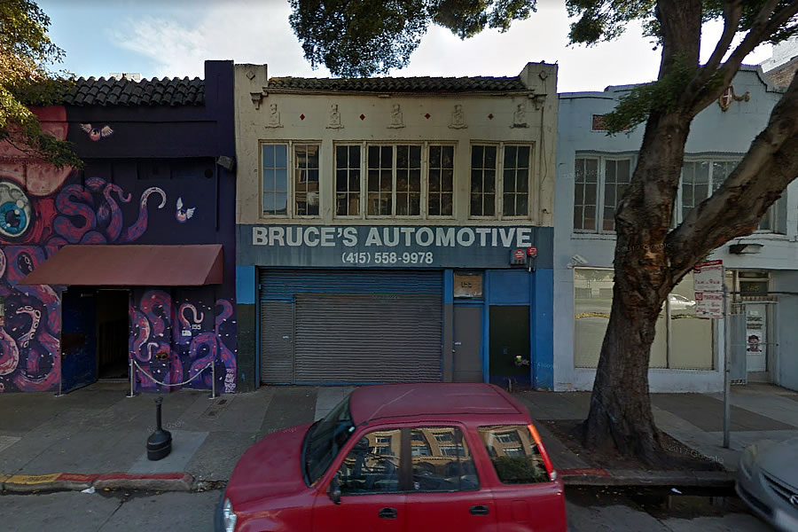 Potential Historic Resource on the Market in Hayes Valley