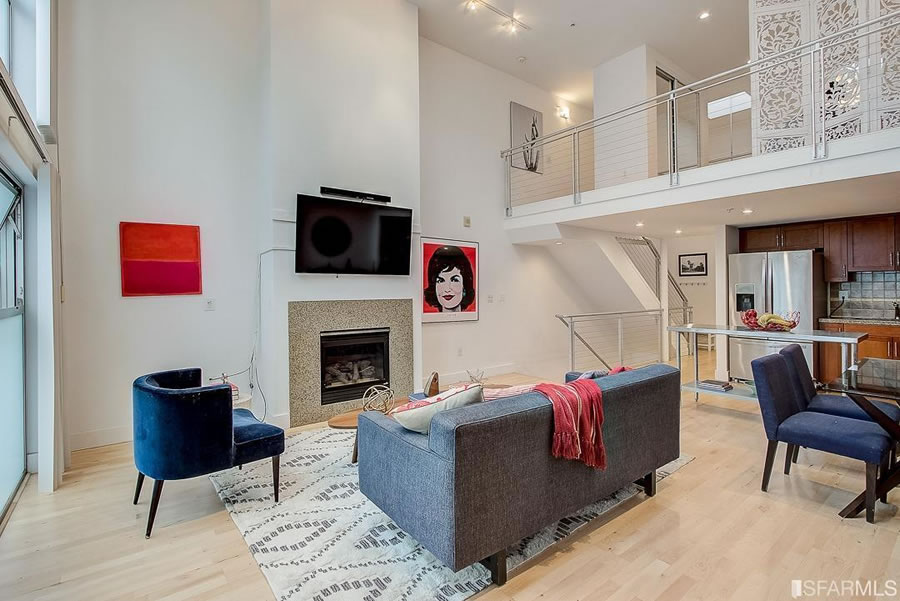 SoMa Loft Reduced and Relisted Below its 2015 Price